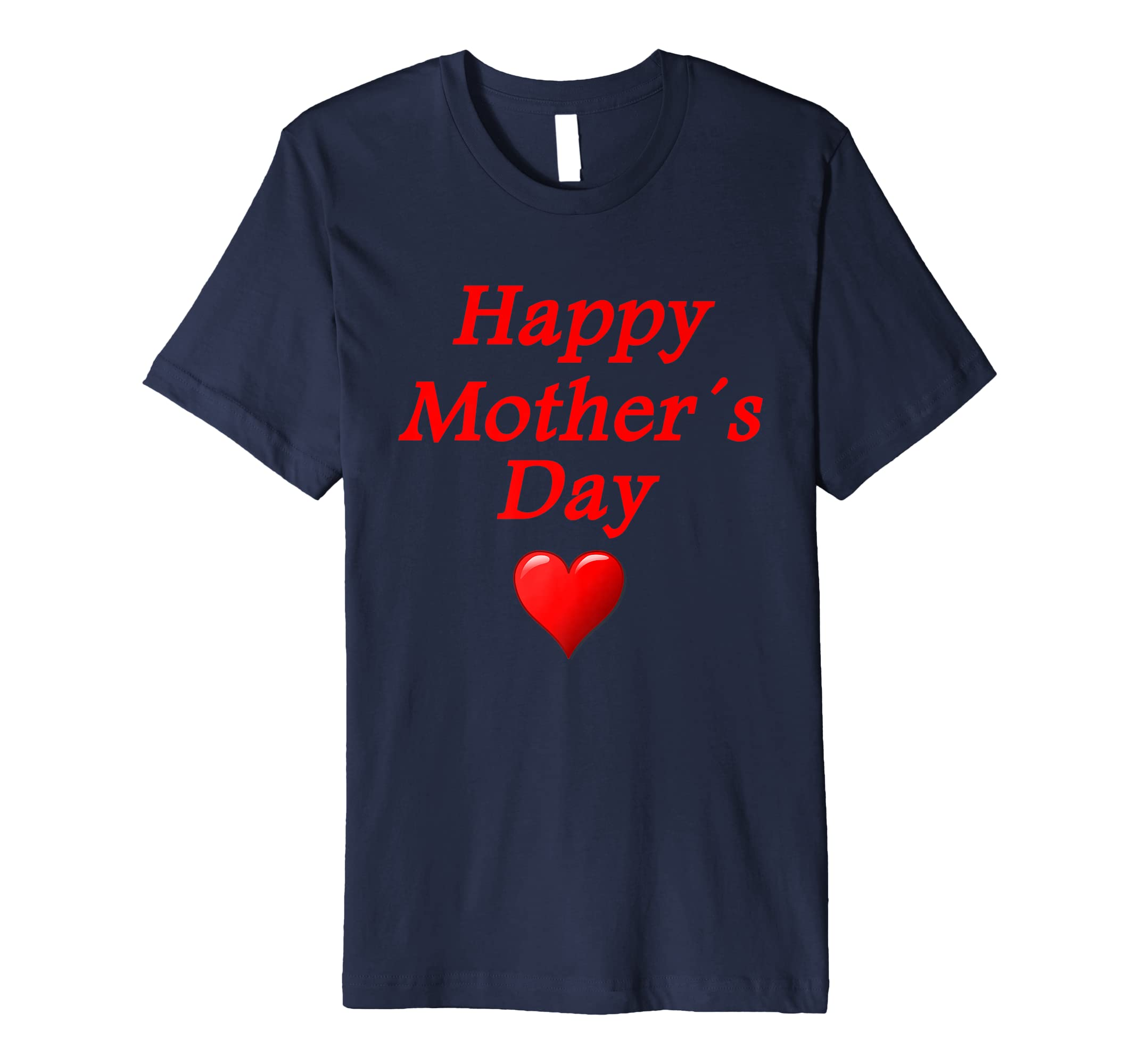 happy mothers day tshirt – a lovely gift for mom-Teehay