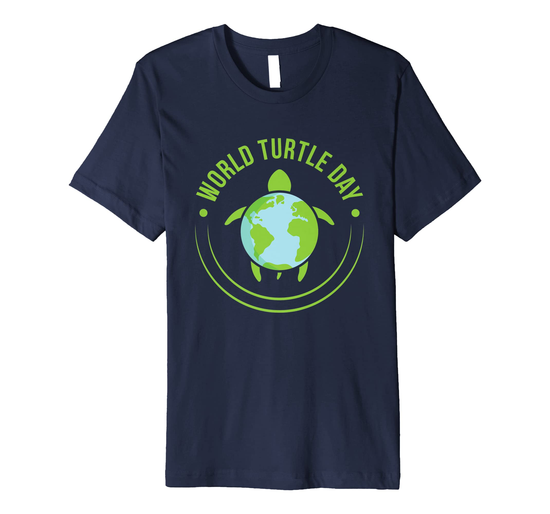 'World Turtle Day' Lovely World Turtle Day Animal Shirt-AZP
