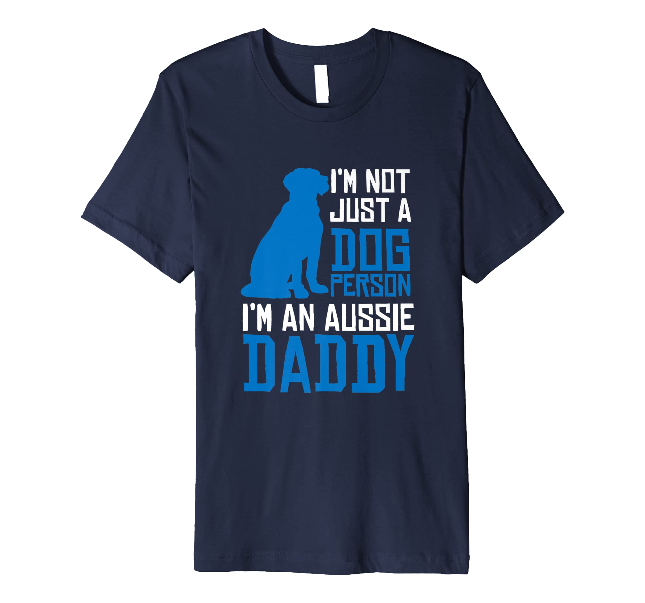 Australian Shepherd Father for Aussie Shepard Gifts-AZP
