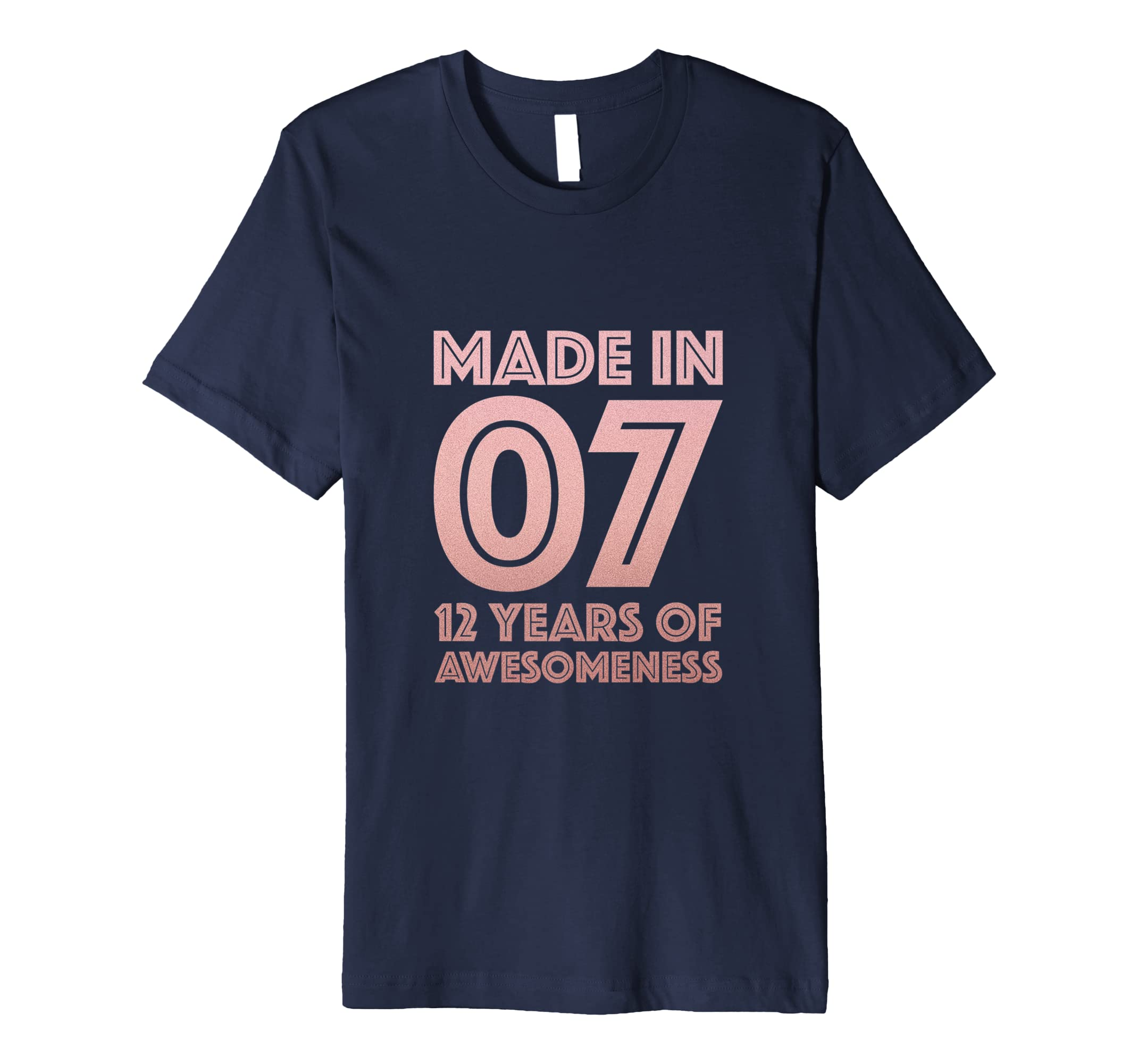 12Th Birthday Shirt Twelve 12 Year Old Daughter Girls Gift Hoodie