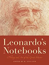 Leonardo's Notebooks: Writing and Art of the Great Master (Notebook Series) (English Edition)