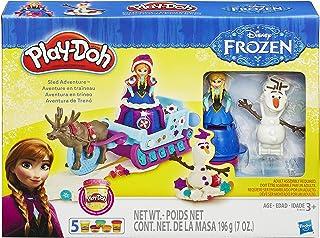 Hasbro Disney Frozen Sled Adventure Toy Set