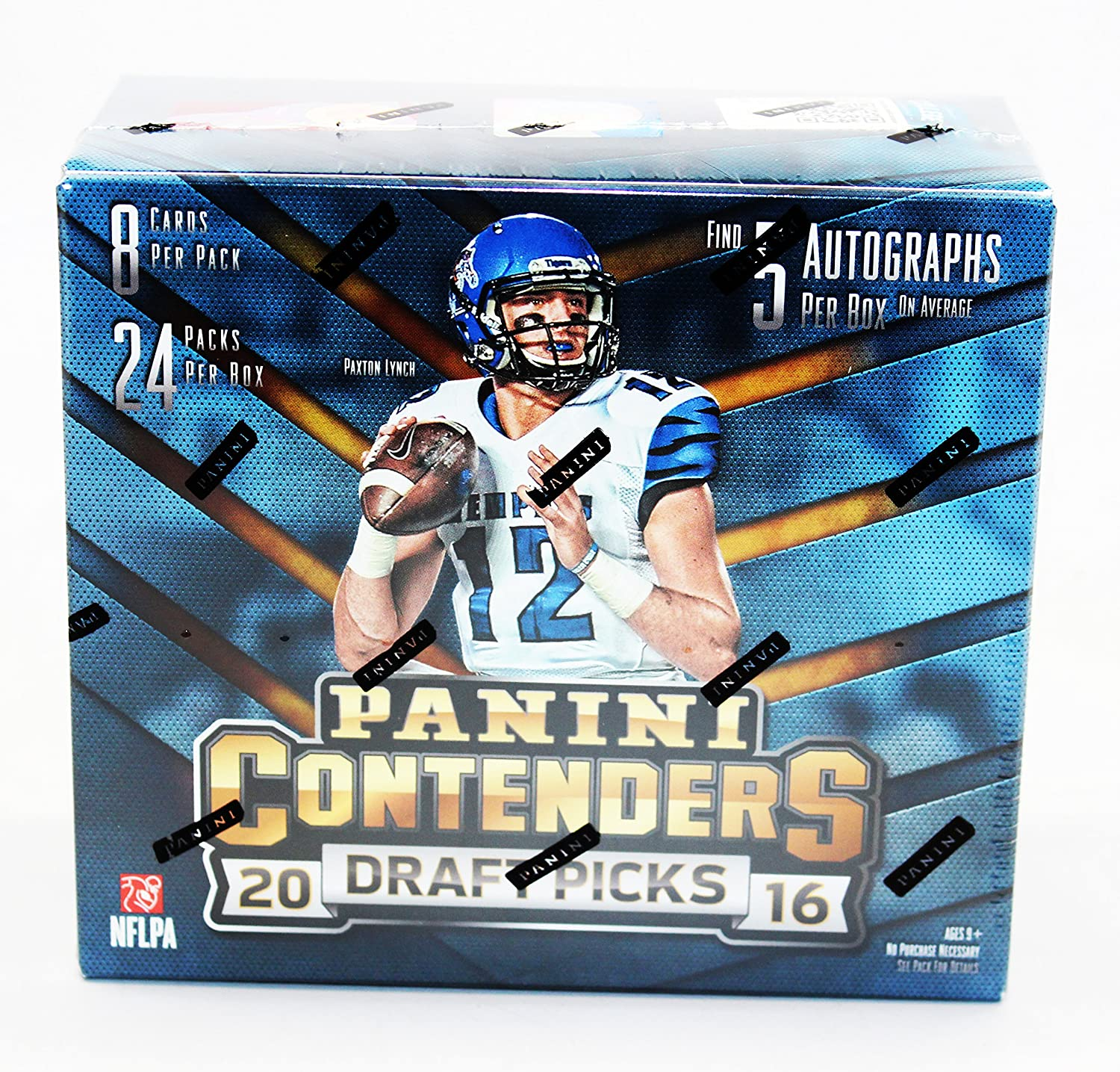 2016 Panini Contenders Draft Picks box pk Mail order cheap 24 HOBBY Football 70% OFF Outlet