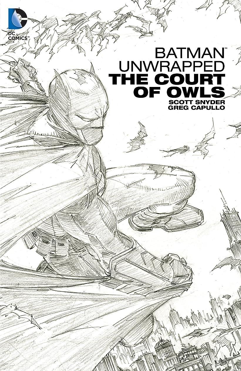 ブラザー表面セブンBatman Unwrapped: The Court of Owls (English Edition)