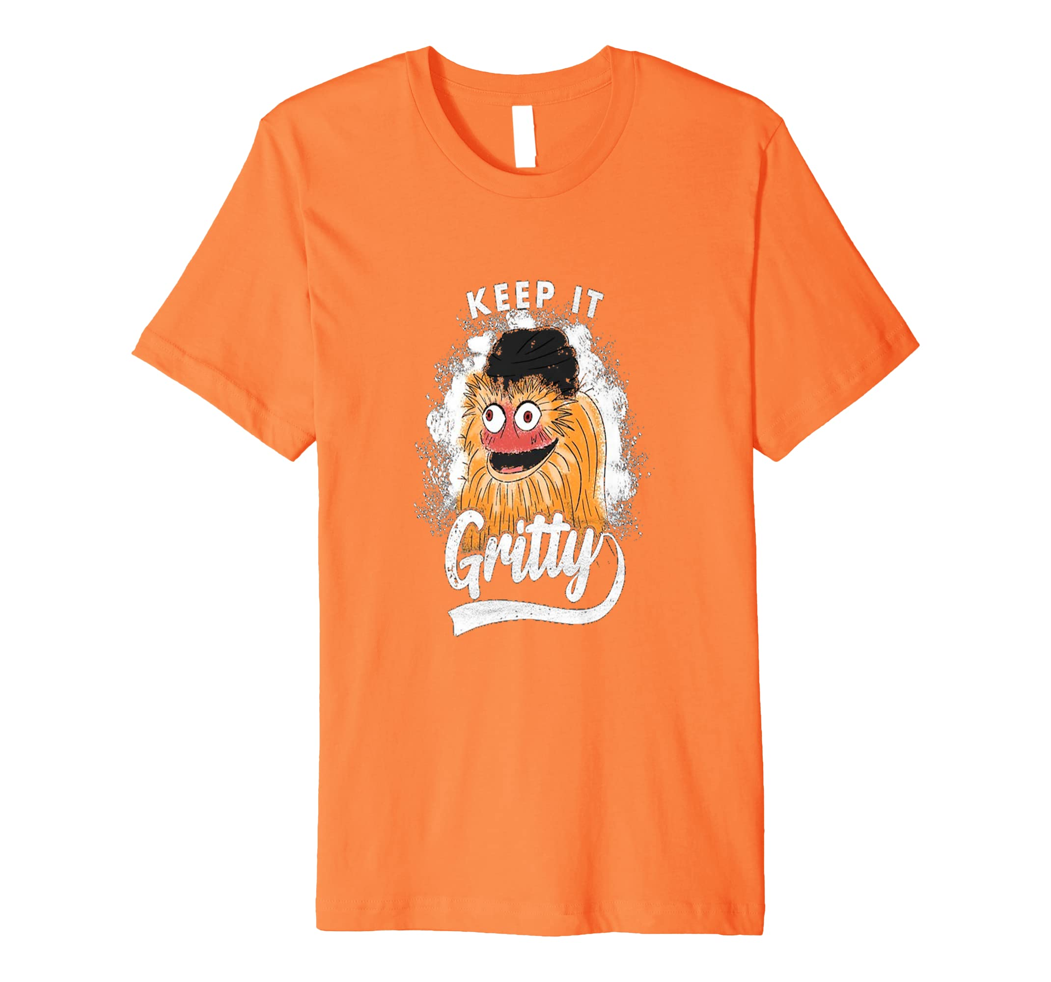 d2792b472 Keep It Gritty Mascot Philly Hockey T Shirt-Colonhue – Colonhue.com