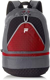 22bea1afc5 FILA Frühjahr/Sommer 17 Rucksack, 35 L, Red/Grey/Black