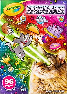 crayola cosmic cats