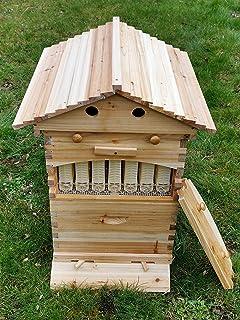 byander Automatisch Bienenbeute Bienenstock Beehive Flow Hive Automatischer Fluss Bienenkasten Holzbeute