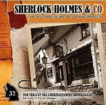 Der Verlust des amerikanischen Gentlemans 2: Sherlock Holmes & Co 32