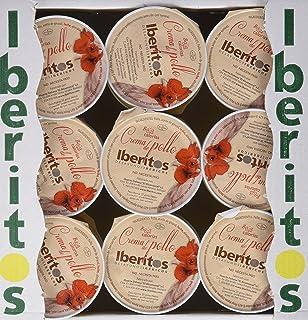 Iberitos Conserva para untar - 18 Monodosis de 23 gr de Crema de Pollo