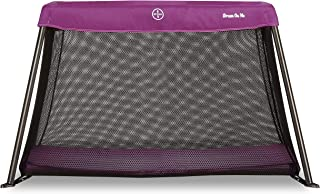 Dream On Me Travel Light PlayYard, Plum