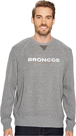Tommy Bahama - Denver Broncos NFL Stitch of Liberty Crew Sweatshirt