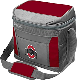 NCAA Soft-Sided Insulated Cooler Bag, 16-Can Capacity (ALL TEAM OPTIONS)