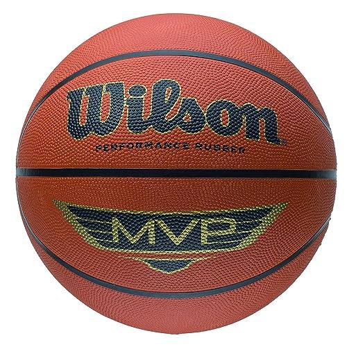 Wilson Ballon Basketball Extérieur, MVP