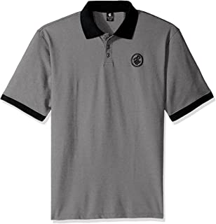 Men's Big and Tall Short Sleeve Polo Shirt