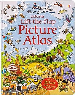 Lift-the-Flap Picture Atlas