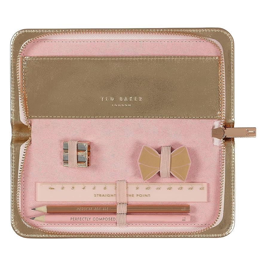 Ted Baker Pencil Case - Rose Gold