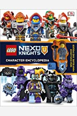 LEGO NEXO KNIGHTS Character Encyclopedia: Includes Exclusive Clay Minifigure Hardcover