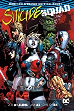 Suicide Squad: The Rebirth Deluxe Edition Book 1