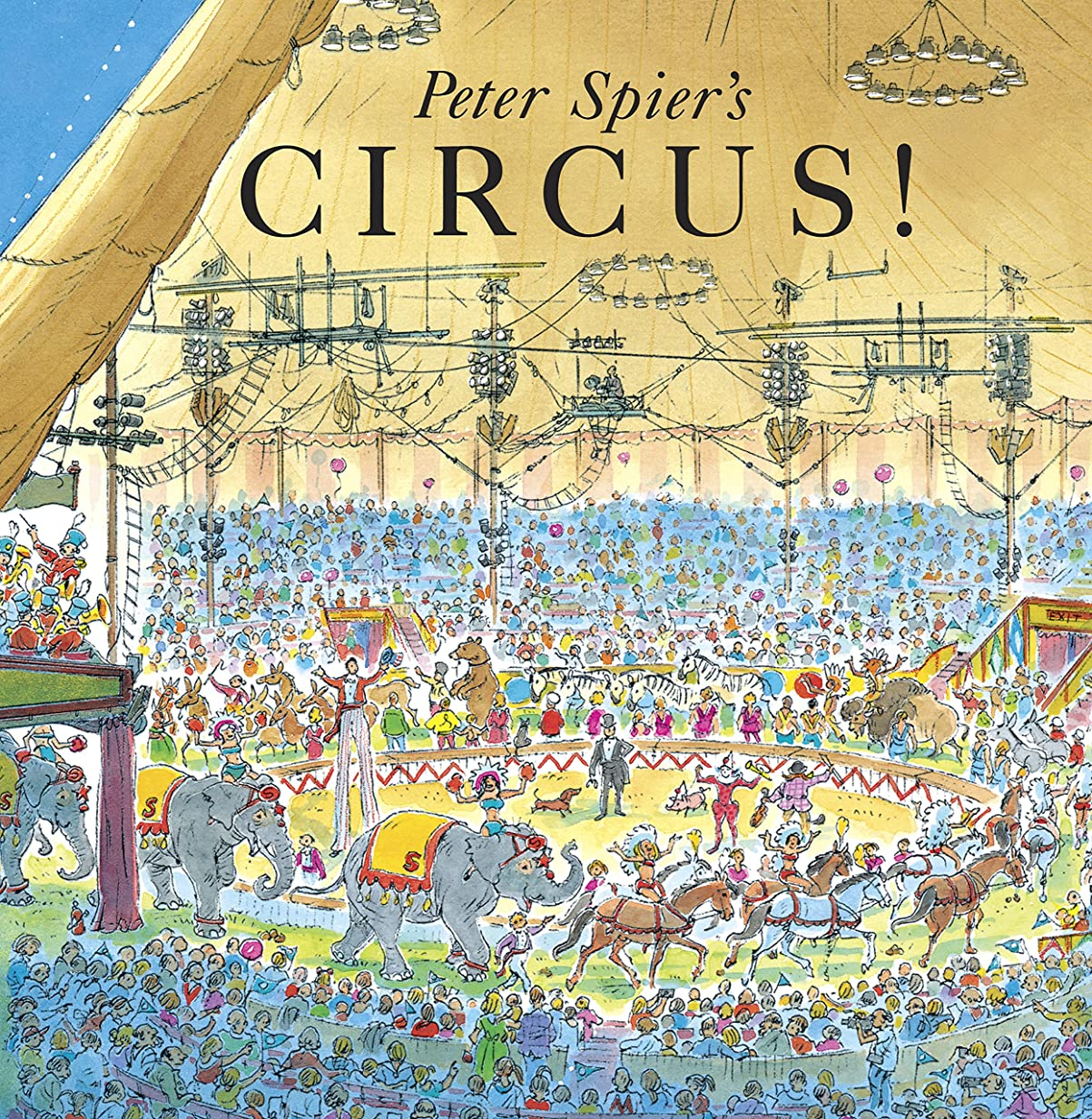 軽コンパニオンウィスキーPeter Spier's Circus (English Edition)