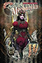 Lady Mechanika #4: The Mystery of the Mechanical Corpse