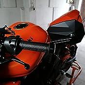 Highsider Motorrad Lenkerendenspiegel Stealth X5 Stiel Kurz E Geprüft Stück Auto