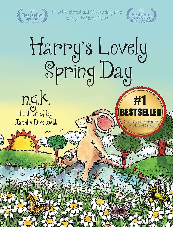 バングラデシュキャンパス飛躍Harry's Lovely Spring Day: Teaching children the value of kindness. (Harry The Happy Mouse Book 1) (English Edition)
