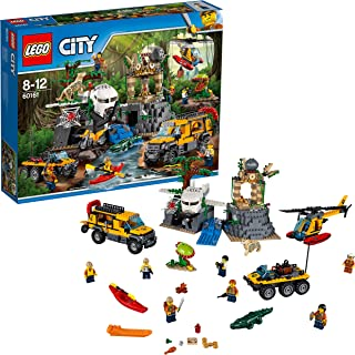 LEGO City Jungle Exploration Site, Multi-Colour, 60161