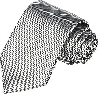 Mens Solid Tie KissTies Pure Color Necktie