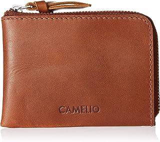 CAMELIO Tan Card Case (CAM-WL-0019)