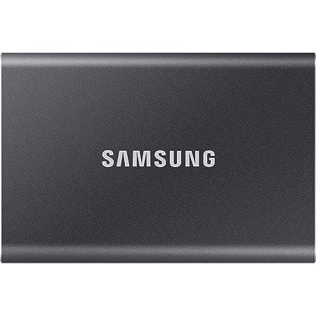 Samsung T7 Portable Ssd 1 Tb Usb 3 2 Gen 2 Externe Computer Zubehör