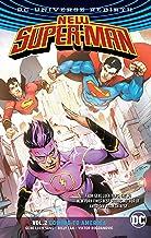 New Super-Man Vol. 2: Coming to America (Rebirth) (New Super-Man: Rebirth)