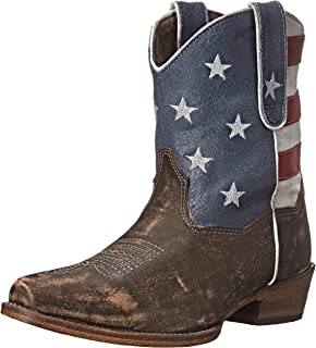 Best roper women's american flag boots Reviews