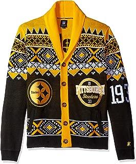 FOCO NFL Men's Cardigan