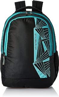 Aristocrat 27 Ltrs Black Casual Backpack (SBZEN1BLK)