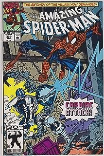 cardiac spiderman