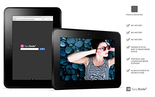 『Free Full Screen Private Browsing for Kindle』の2枚目の画像