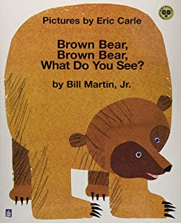 Brown Bear,Brown Bear,What Do You See? 大判英語絵本とMPIオリジナルCD付き (BrownBear, Brown Bear, What Do You See?)