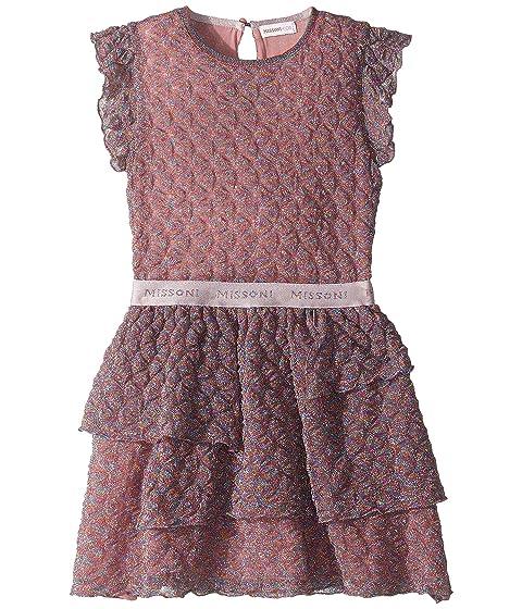Missoni Kids Pizzo Lame Dress (Big Kids)