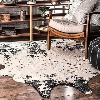Best black art rugs Reviews