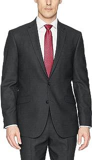 Kenneth Cole REACTION Men's Techni-Cole Stretch Slim Fit Suit Separate (Blazer, Pant, and Vest)