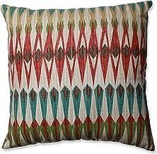 Pillow Perfect Acela Adobe 16.5-Inch Throw Pillow