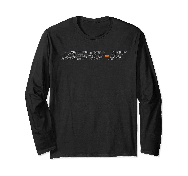Send It Urban Camo Shirts Long Sleeve T-shirt