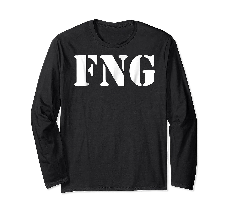 Fucking New Guy Shirts Long Sleeve T-shirt