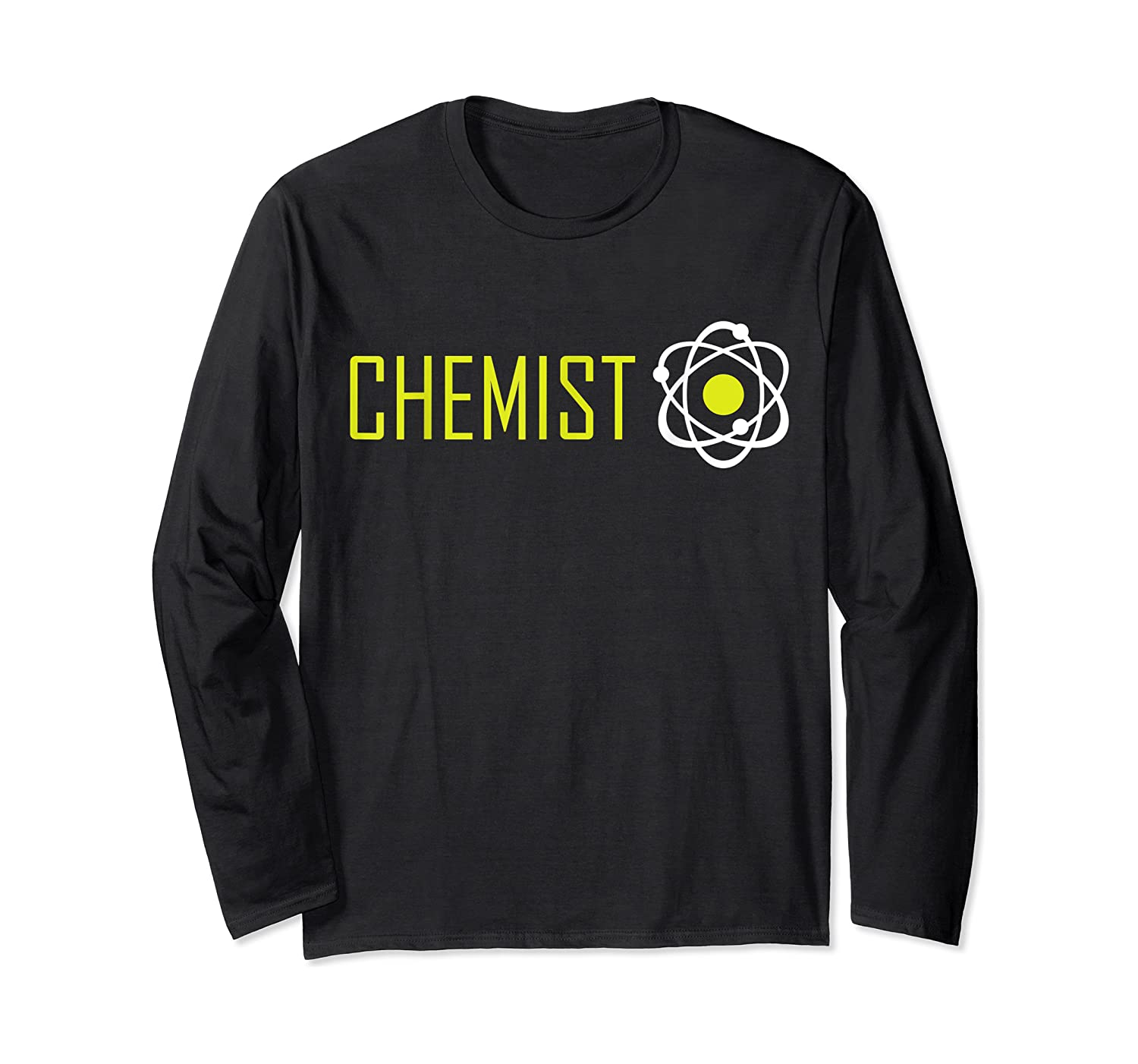 Scientist Chemis, March For Science Atom Protest Shirts Long Sleeve T-shirt