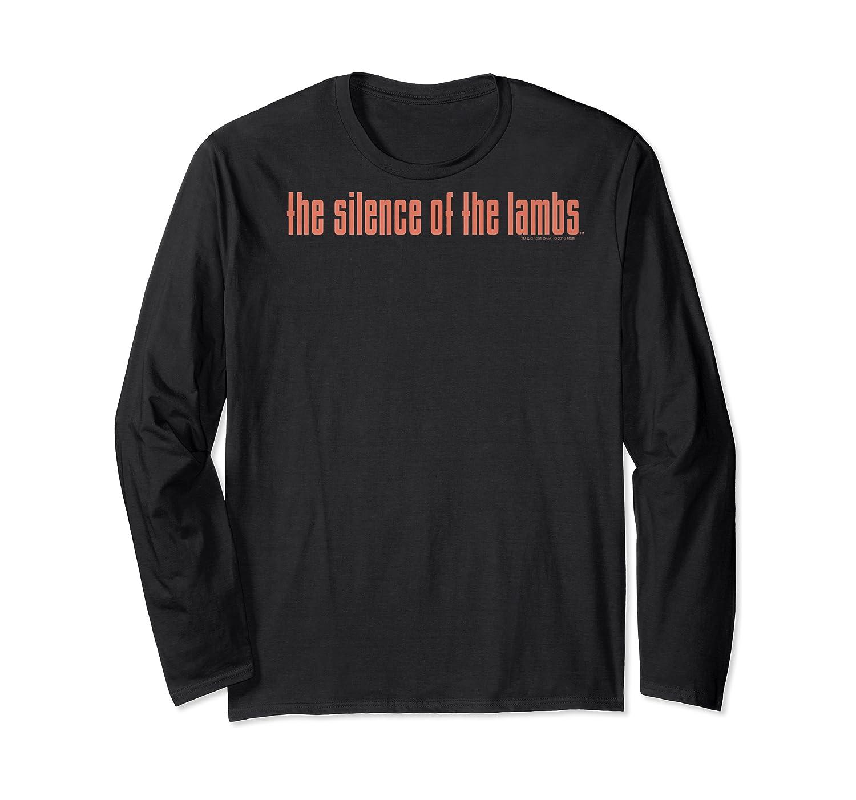 The Silence Of The Lambs Title Logo Premium T-shirt Long Sleeve T-shirt