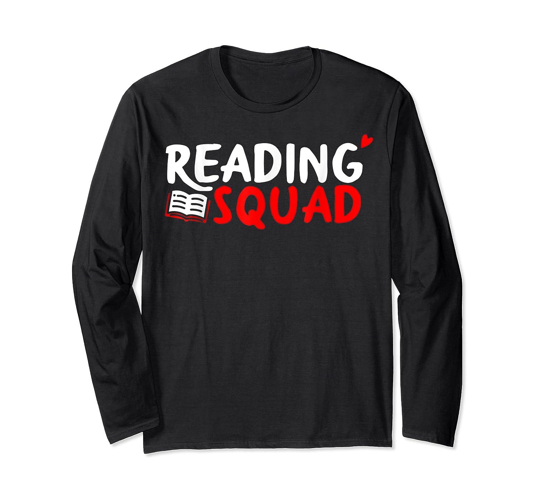 Book Reading Bookworm Librarian Library T-shirt Long Sleeve T-shirt