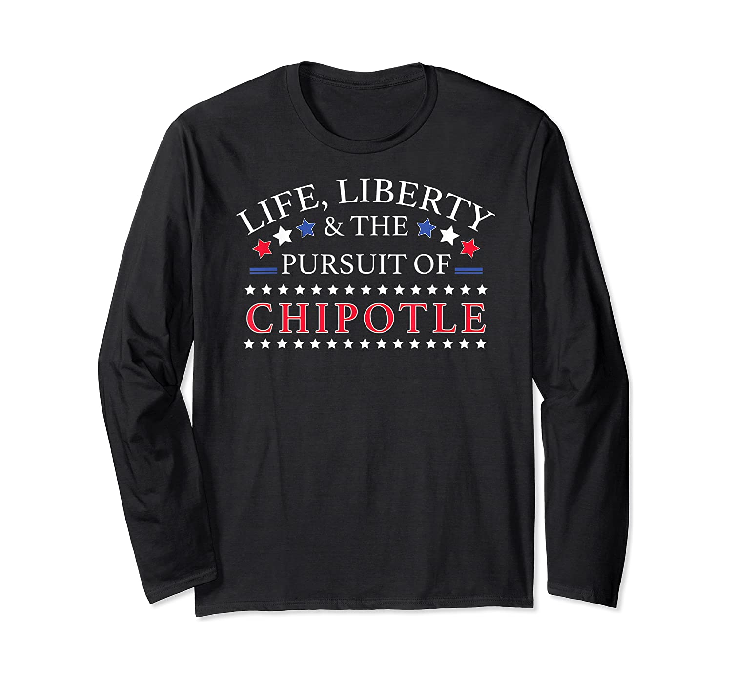 Funny Chipotle Peppers Graphic - Love Chipotle Peppers Gift T-shirt Long Sleeve T-shirt