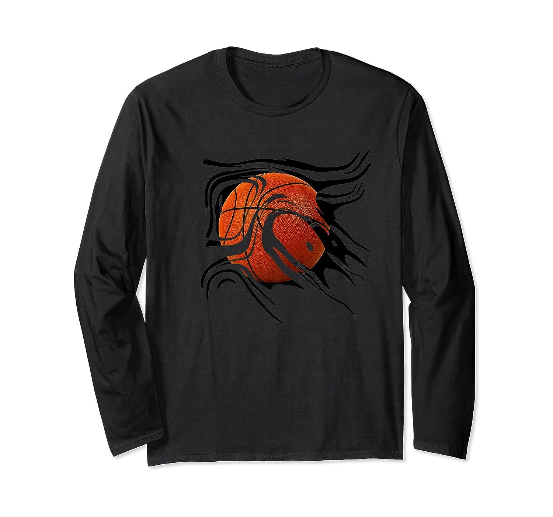 Basketball Vintage , , , Shirts Long Sleeve T-shirt