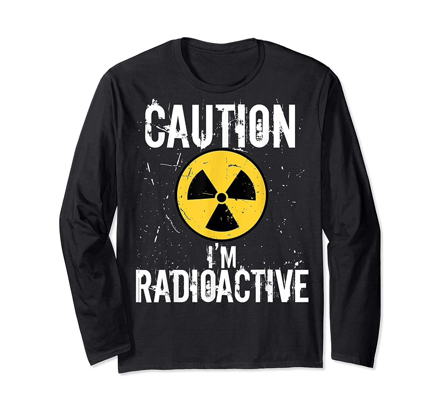Radiation Therapy Funny Cancer Get Well Soon Gift Survivor T-shirt Long Sleeve T-shirt